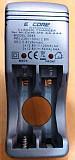 Зарядник Encore 0088 для аккумуляторов Ni-cd/ Ni-mh типа Aa/aaa,