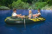 Трехместная надувная лодка Intex Seahawk 3 Цена 1250000