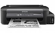 Принтер Новый. Epson M105. Черный белый. Лазерный. Доставка и установ