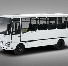 15% годовых на городской автоб toус ISUZU HC 40