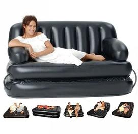 188х152х64 Надувной диван-трансформер Bestway 75054