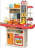 Детская кухня Пар+свет+звук Homa Kitchen 65 предметов