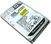 Для ноутбука Hdd 250 GB Sata WD жесткий диск