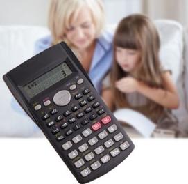 2 chiziqli ekran muhandislik kalkulyator - Научный Калькулятор