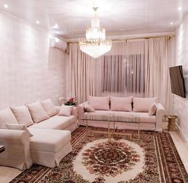 2-комнатная квартира с отличным ремонтом (Новостройка) в центре..!