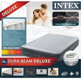 203×152×33 Надувной кровать Intex 67770 Доставка и Дорожная Подушка Бе