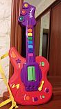 Фирменная музыкальная гитара покупали в России