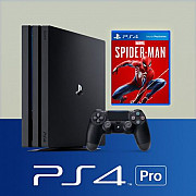 Новый! Sony Ps4 Playstation 4 Pro 1 TB (location Доставка за 2 Часа*)