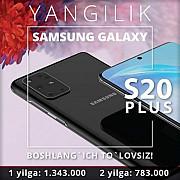 Galaxy S20 Kreditga