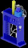 Гидравлик гильотиналар сотилади - қаттиқ турдаги полимерларни кесиш учун