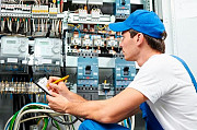 Электрик 220//380 в Kип Автомат профессионал монтаж под ключ.