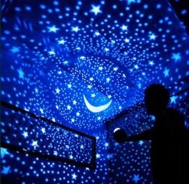 3.D Звездного Небо Светильник