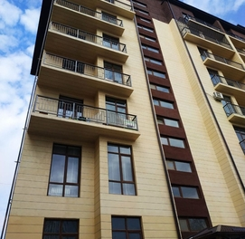 "3-комнатная квартира в новостройке на ул. Паркентская (ЖК ""Samo"")"