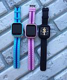Детские часы Gps. Smart Baby Watch Q100 Доставка бесплатно Оригинал.