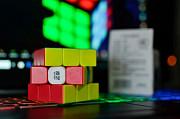 Кубик рубик 3×3, Qiyi кубик рубика, фирменная головоломка, кубики.