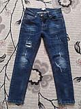 Мега стильные джинсы на мальчика