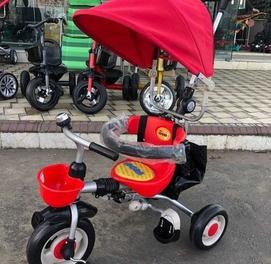 3трех колесный велосипед складной компактный