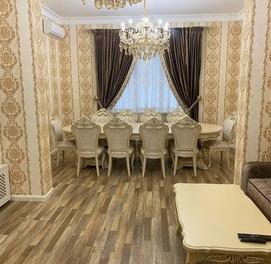 4-комнатная квартира в новостройке на ул. Мирабад (Grand Mir Hotel)