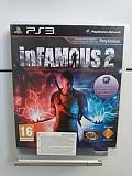Infamous 2 игра на Playstation 3