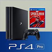 Новый! Sony Ps4 Playstation 4 Pro 1 TB (доставка за 2 Часа*)