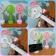 Ручные вентиляторы, мини вентиляторы, mini ventilyator