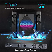 Калонки проф-е 2.1 computer multimedia speaker t-300x user manual
