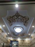 Натяжные потолки и 3D фото обои