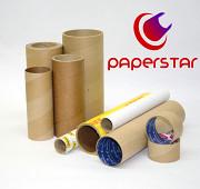 Бумажная бобина, цилиндр, втулка, тубс, гильзы, шпуля, переплетный картон