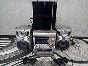PS 3 и муз. центр Samsung