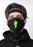 Модные маски из 100% хлопка