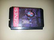 Картридж для Sega (сега) Mortal Kombat 3 Ultimate