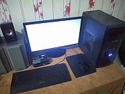 Домашни компьютер для монтажа и игравой мошный