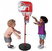 Детский баскетбольный щит со стойками(отличный подарок для детей)