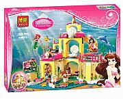 Набор Лего Френдс. Замок Русалочки