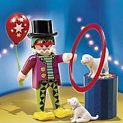 Клоун-дрессировщик Playmobil игровой набор с элементами конструктора