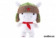 Новая мягкая игрушка Xiaomi Mi Rabbit (25 см). Гарантия — 100 дней