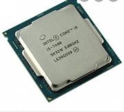 Процессор i5-7400 сокет 1151. Гарантия 6 месяц.