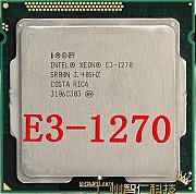 Процессор Xeon E3-1270 3, 4ghz аналог i7-2600