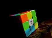 Куб Qi Yi warrior, Скоростной, профессиональный кубик рубика :)