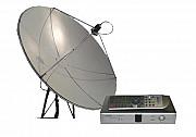 Установка и настройка параболических антенн с гарантией