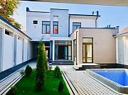 Новая постройка современного Евро дома на махалля Бадамзар Hi-tech