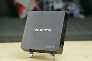 Мини-компьютер Nexbox 4gb(ddr3) 64gb Ssd Hdd 2.5 Wifi Usb 3.0