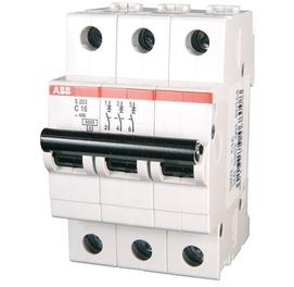 ABB трёхфазный автоматы 80 a