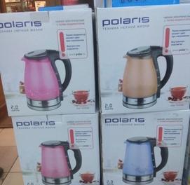 Абсолютно новый электрический чайник Polaris chaynik