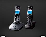 Супер цена!абсолютно новый радиотелефон 2 трубки.оригинал.radiotelefon