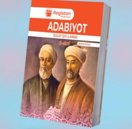 Adabiyot Qulay qo'llanma (9-sinf)