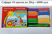 Пластилин от производителя (2) - Plastilin ishlab chiqaruvchidan (2)