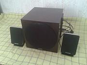 Microlab калонки продаются в отличном состоянии. хороший звук 40ватт.