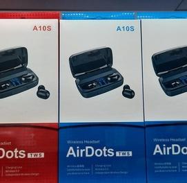 AirDots TWS A10 S lux original 100% garatiea