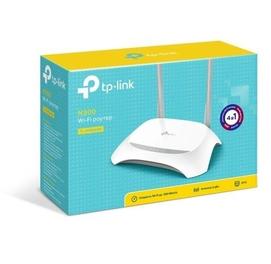 АКЦИЯ! по ЦЕНЕ БАЗАРА! Новый упаковке Wi-Fi TP-LINK WR840N для ОПТИКИ